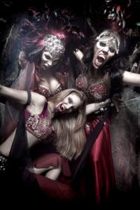 2010 Bloodlust Vampyr Trio
