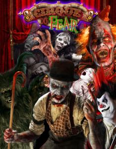 2012 Cirque Du Fear