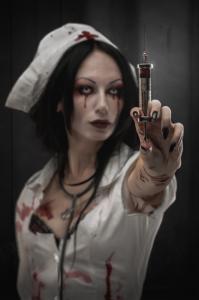 2013 Zombie Outbreak Nurse