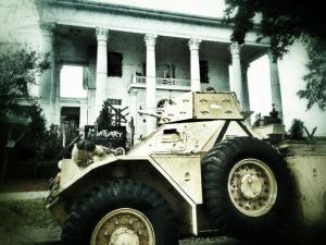 2013 Zombie Outbreak Tank