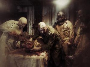 2014 Zombie City