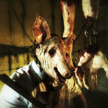 Pig Head Serial Killer