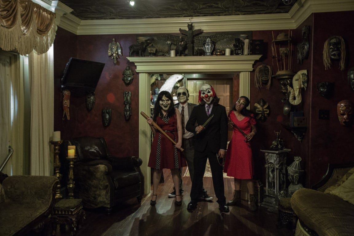 The Mortuary Haunted House Photos